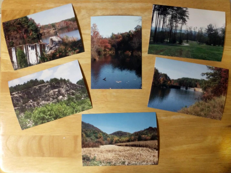 Alexander County Postcards