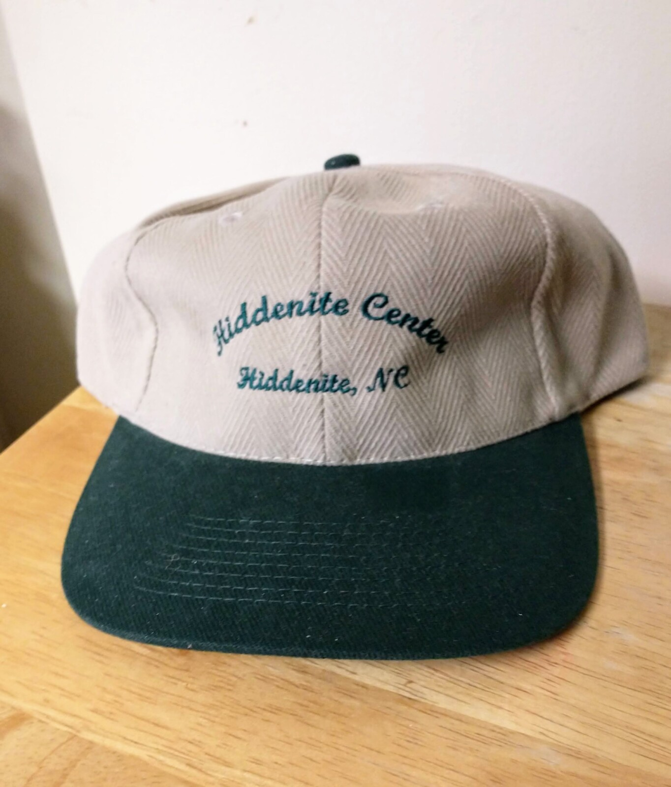 Hiddenite Center Ball Cap