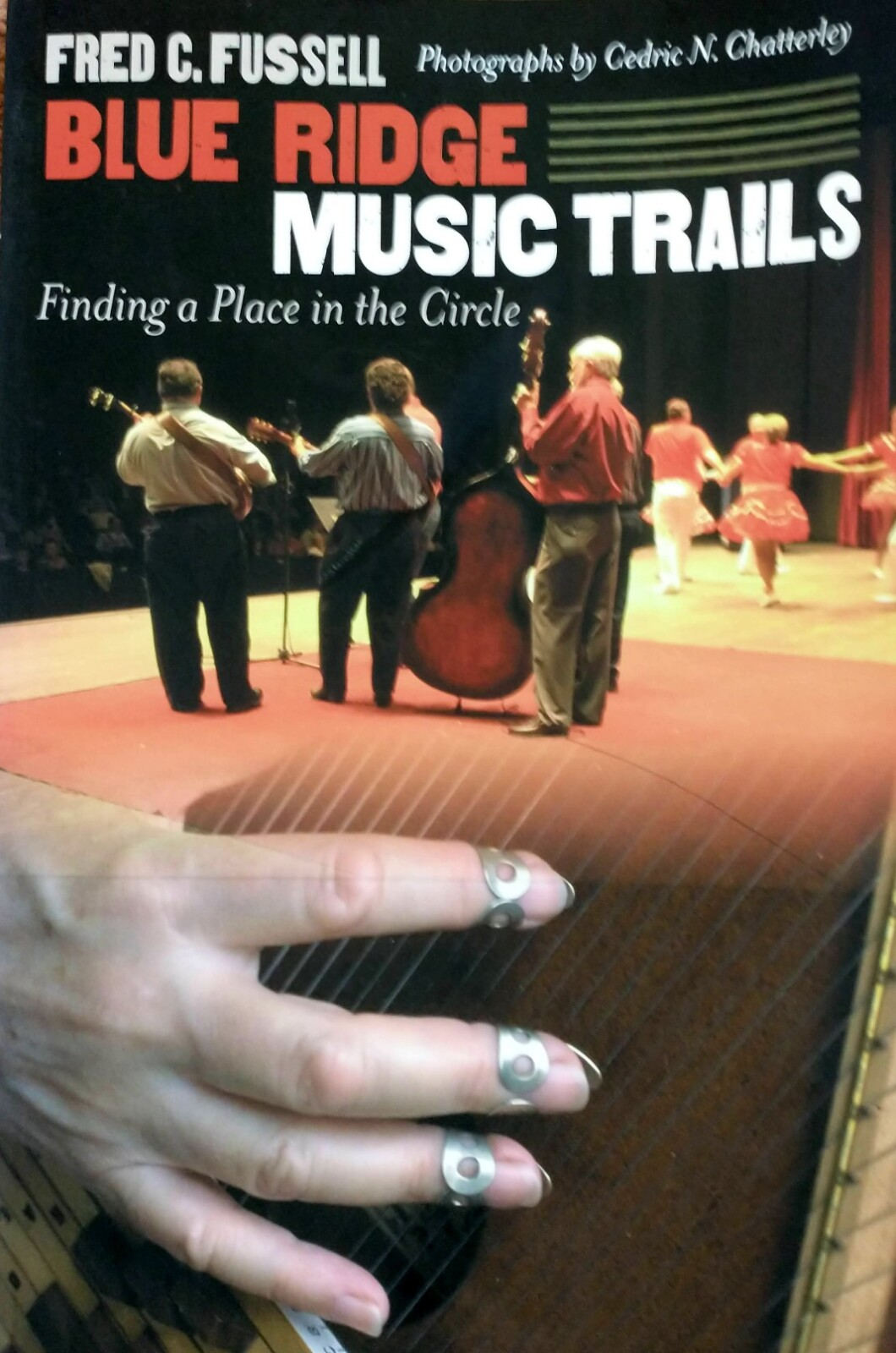 Blue Ridge Music Trails Book