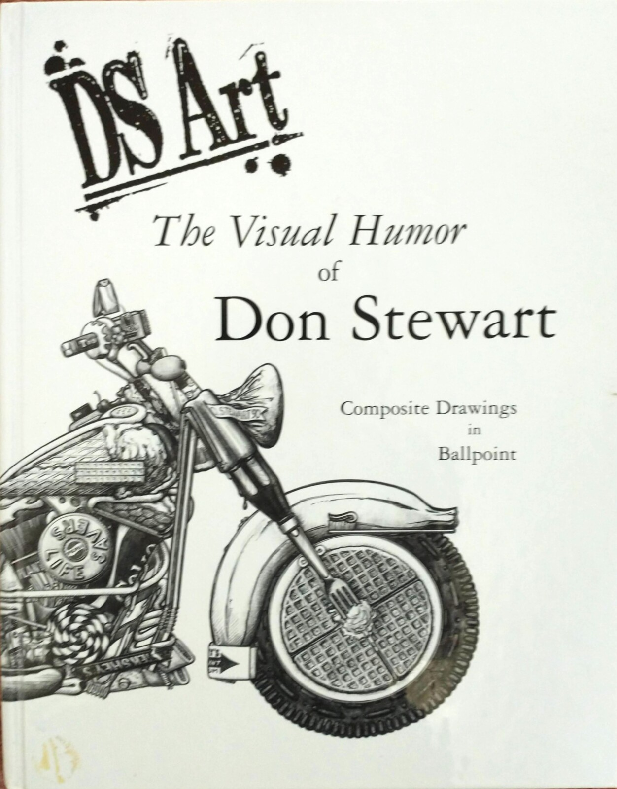DS Art The Visual Humor of Don Stewart