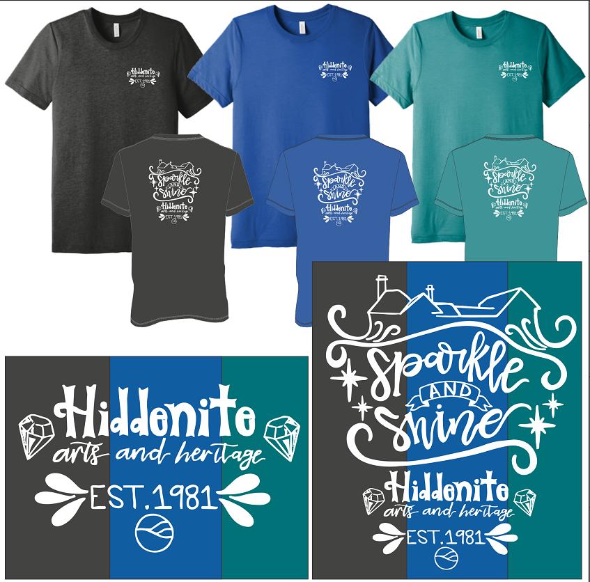 NEW Sparkle & Shine T-Shirt